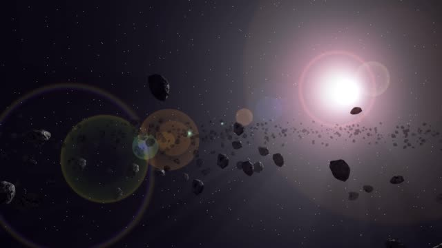 Space Rocks. video