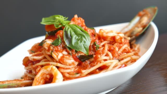 HD Spaghetti video