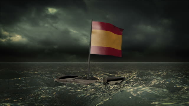 Spain in the ocean of crisis video
