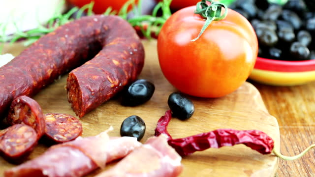 Spanish Appetizer video