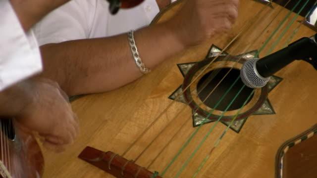 Spanish bass guitarist. video