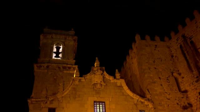 Spanish Church Bells ringing video