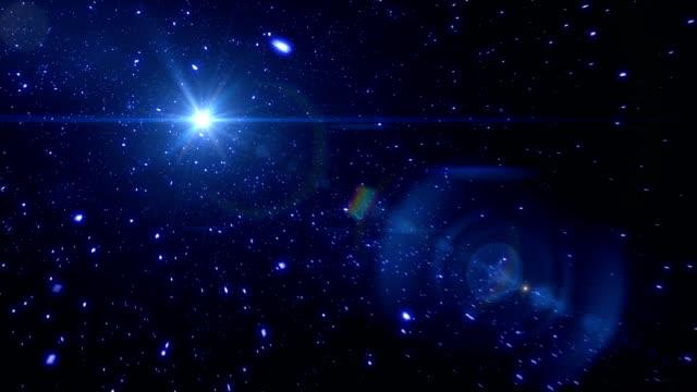 Sparkle Space video