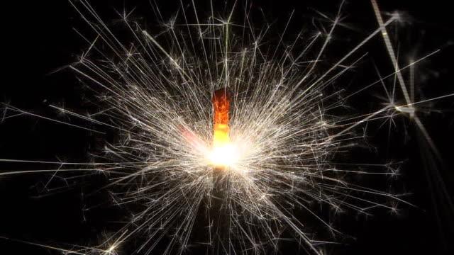 Sparkler video