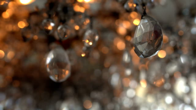 sparkling crystals - affluent lifestyles stock videos & royalty-free footage
