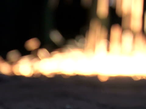 Sparks Falling 1 video