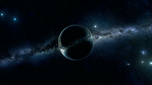 spatial anomaly - wormhole - czarna dziura filmów i materiałów b-roll