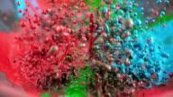 istock SLO MO Speaker membrane vibration mixing colors 486421632