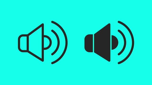 Speaker - Vector Animate