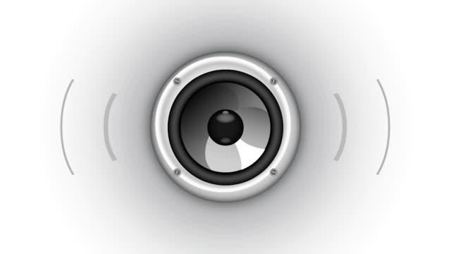 stockvideo's en b-roll-footage met speaker - luidspreker
