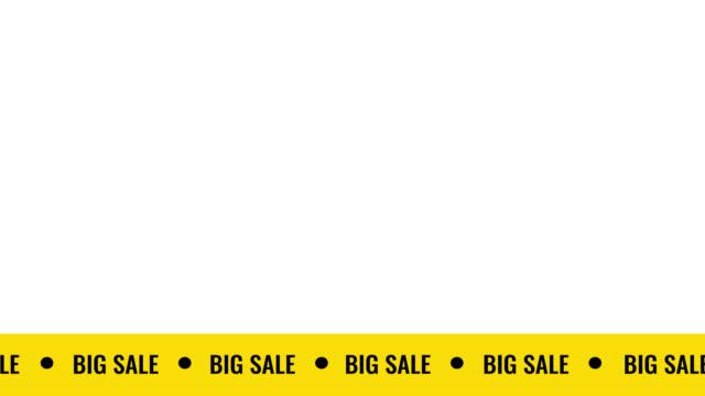 verkauf spezielle banner. verkauf promo-banner sonderangebot aufkleber. hot sale kampagne preisschild für rabatt-clearance. großer verkauf online-shopping. black friday. motion 4k filmmaterial. - aufkleber stock-videos und b-roll-filmmaterial