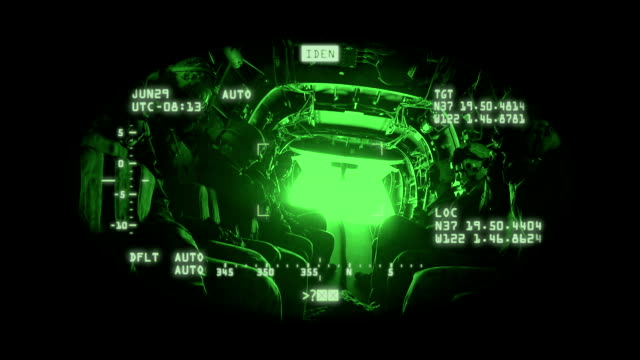 Special Forces Night Vision video