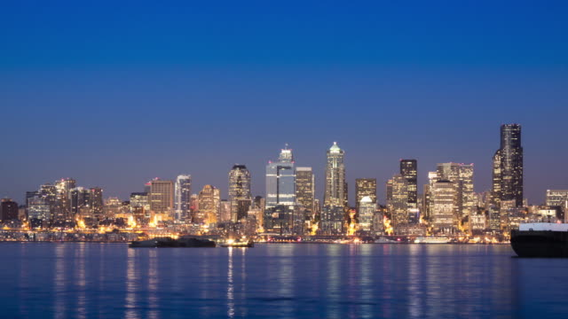 Spectacular Seattle Skyline