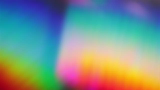 Spectral psychedelic colors, holographic foil. Light leack for overlay effect. Spectral psychedelic colors, holographic iridescent foil. Light leack for overlay effect. prism stock videos & royalty-free footage