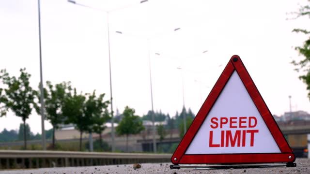 Speed Limit - Traffic Sign