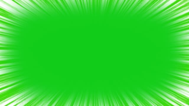 Speed lines on green screen. 4k chroma key animation Speed lines on green screen. 4k chroma key animation. electric light stock videos & royalty-free footage