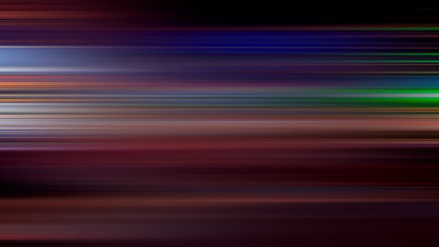 Speed Multicolored Stripe Background NTSC HD video