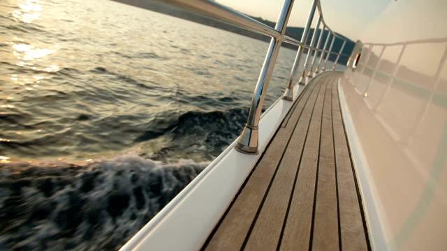 Speedboat Deck video