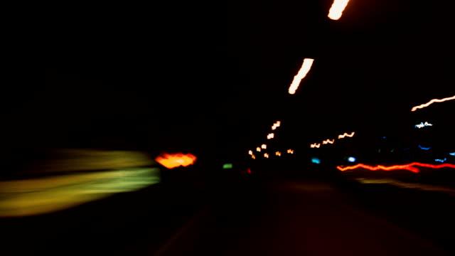 Speeding down the highway video