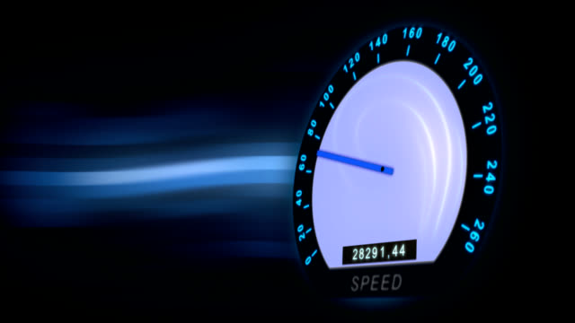 speedometer , driver video