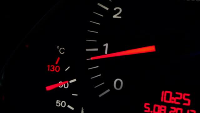 Speedometer, video