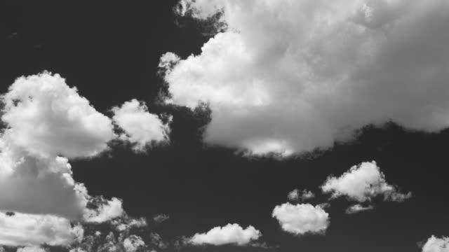 Speedy Clouds BW video