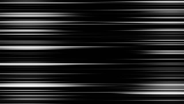 materiale video veloce. sfondo come effetti dei cartoni animati. loop. - concentrazione video stock e b–roll