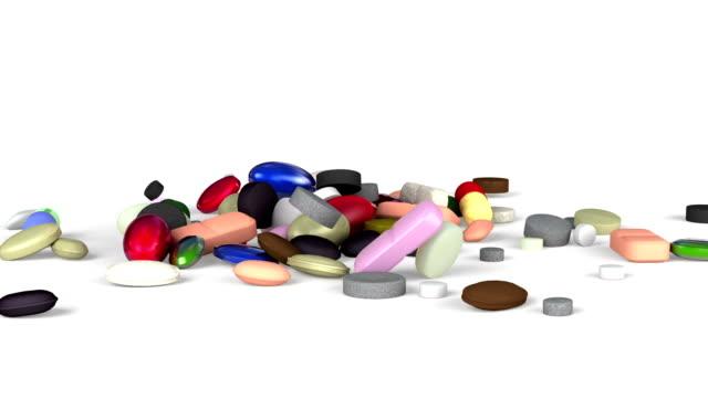 Spilled medicines video