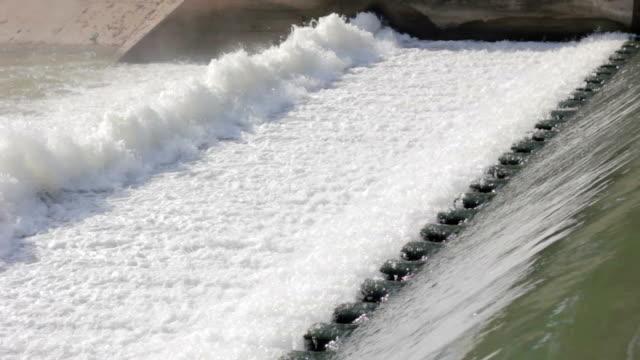 spillway of dam video