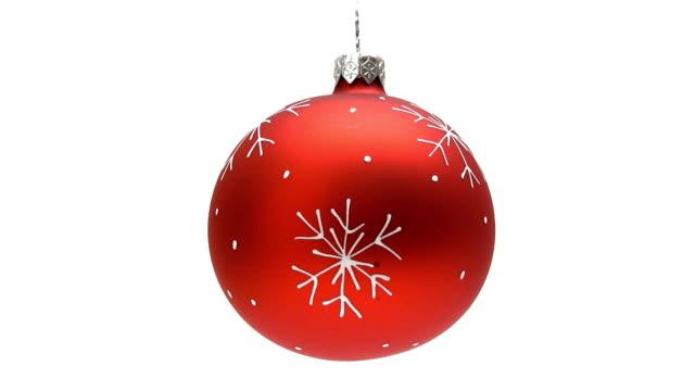 Spinning Christmas Ball