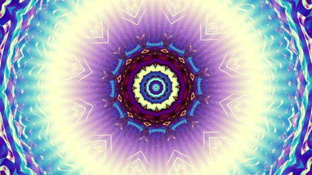 Spinning mandala loop background Spinning abstract magic circle. Esoteric cosmic mandala with rayses. Looping footage. Symbol of the sun. buddha stock videos & royalty-free footage