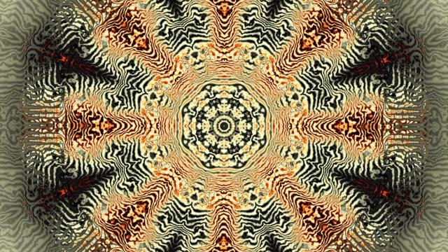 spinning mandala loop background - рельефная резьба стоковые видео и кадры b-roll