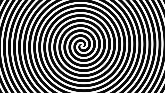 旋轉螺旋抽象運動背景 - golden ratio 個影片檔及 b 捲影像