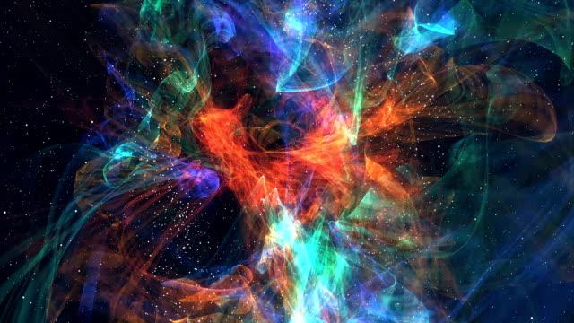 Spiral Galaxy Milky Way video