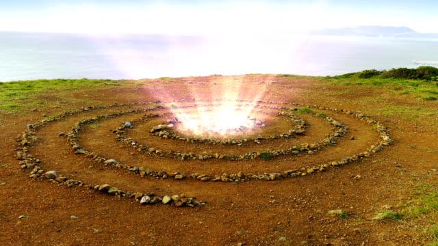 Spiral video