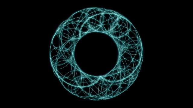 Spirograph Pattern Composite video