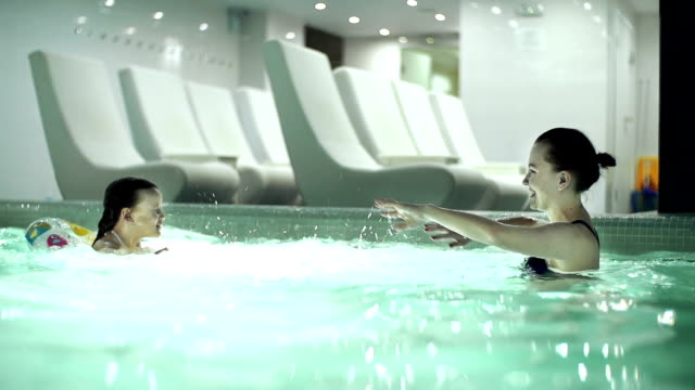 Splashing Each Other video