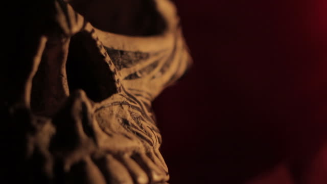 Spooky Skull. video