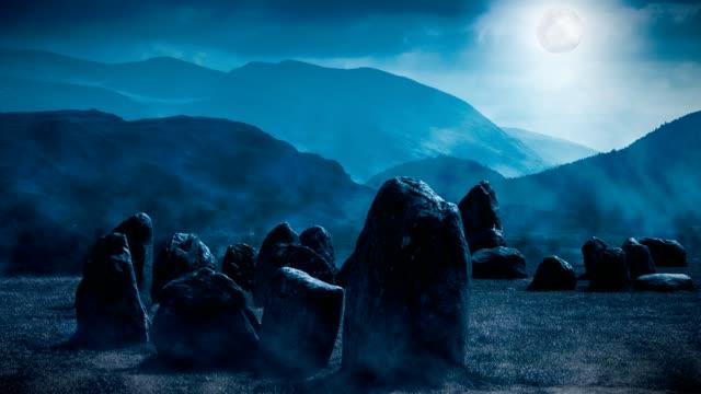 Spooky Standing Stones