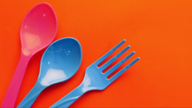 Spoon and fork video