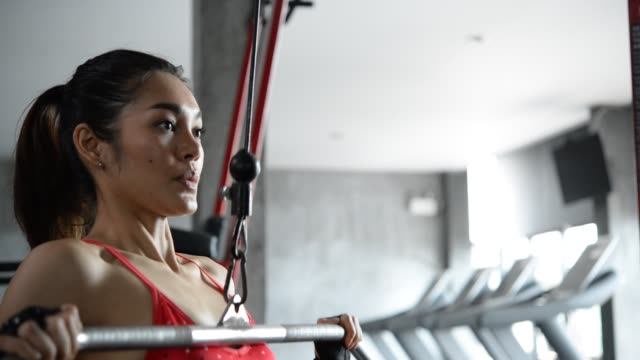 sport girl - weights stock videos & royalty-free footage