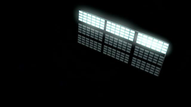 sportlight シーケンスの hd ビデオ - サッカークラブ点の映像素材/bロール