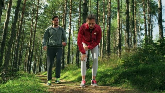 Sports injury Sports injury knee stock videos & royalty-free footage