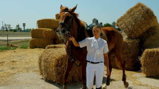 Sports Training: Horse And Jockey video