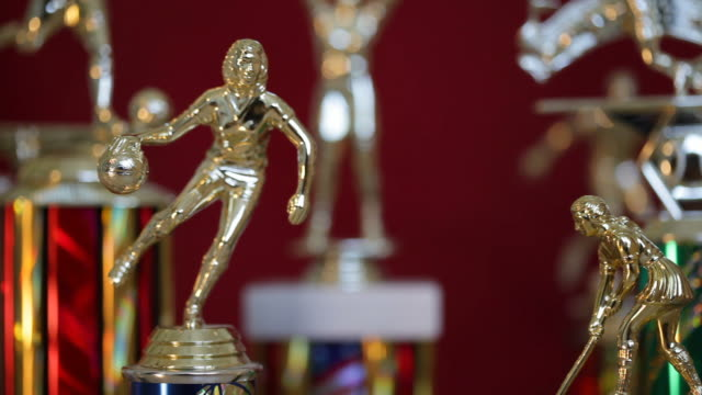 Sports Trophies video