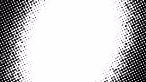 vídeos y material grabado en eventos de stock de el estilo blanco y negro manchado anima la resolución de fondo 4k - imagen en bucle