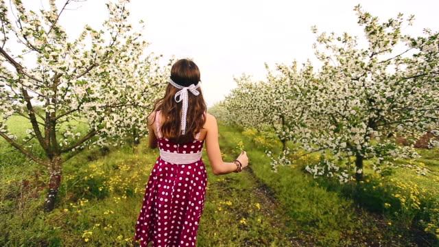 Spring Princess video