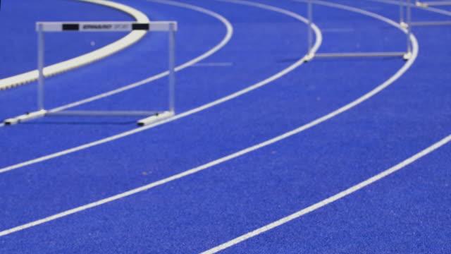 Sprint Hurdle Race For Women video
