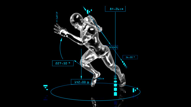 3D Sprinter with technical data video
