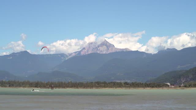 Video Squamish Kite Surfing 4K UHD